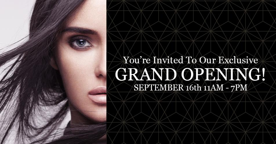 kelowna salon spa beauty grand opening